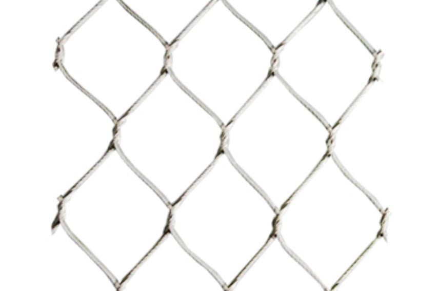 Rope-woven-mesh instruction
