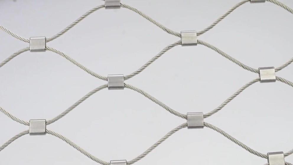 Candurs rope ferrule mesh