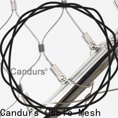 Candurs stainless steel aviary mesh easy-installation