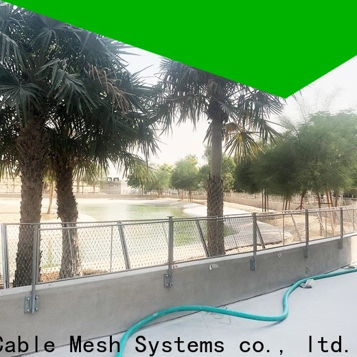Candurs oem & odm stainless steel bird netting for construction