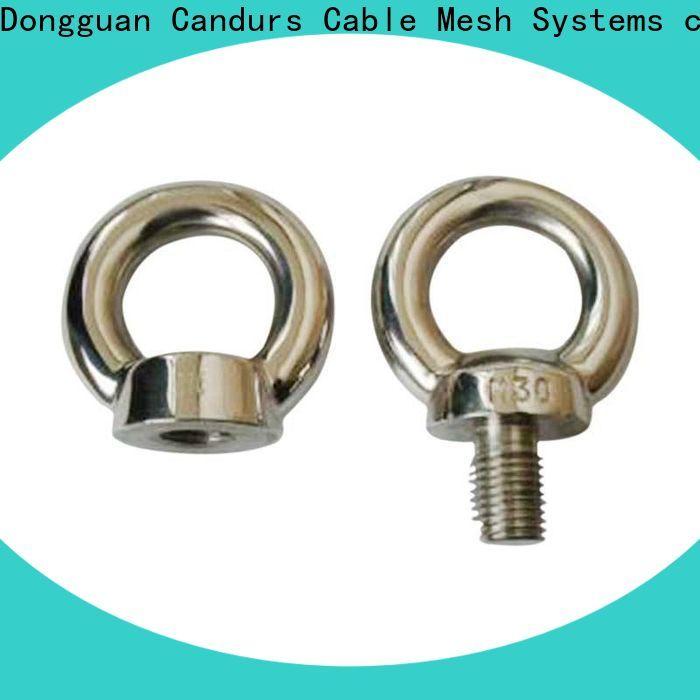 Candurs oem& odm wire rope sling ferrule durable supplier