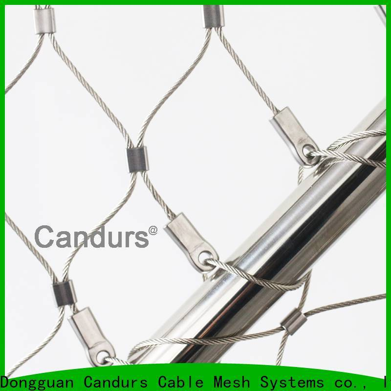 Candurs protective stainless steel bird netting wholesale factory direct