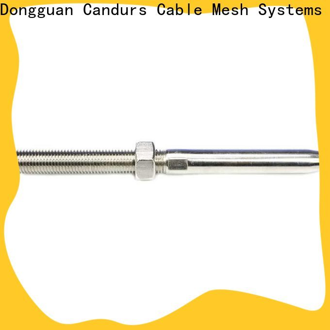 Candurs customized stainless steel bolts and nuts hot-sale manufacturer