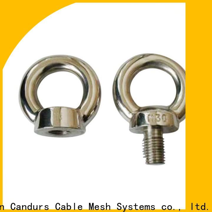 Candurs stainless steel bolts and nuts fast delivery manufacturer