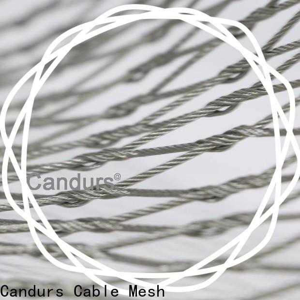 quality-assured helideck perimeter netting
