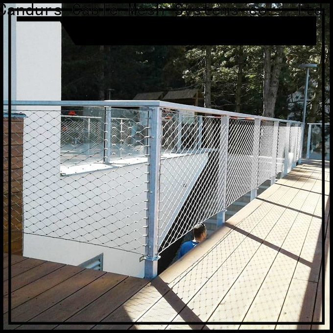 oem & odm stainless steel bird netting easy-installation