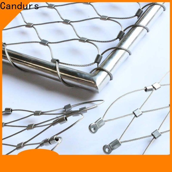 Candurs protective stainless steel aviary mesh factory direct