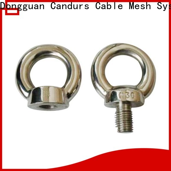 Candurs customized stainless steel wire terminals durable supplier