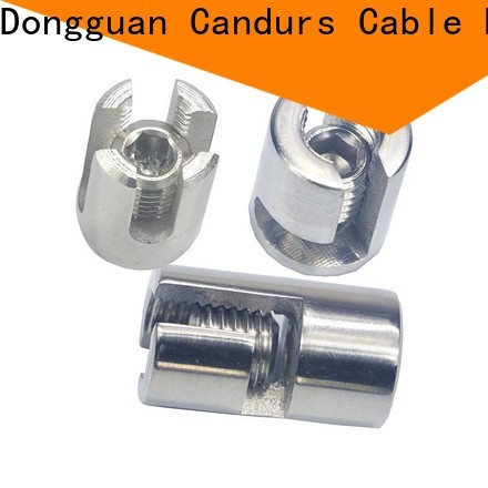 Candurs wire rope sling ferrule hot-sale manufacturer
