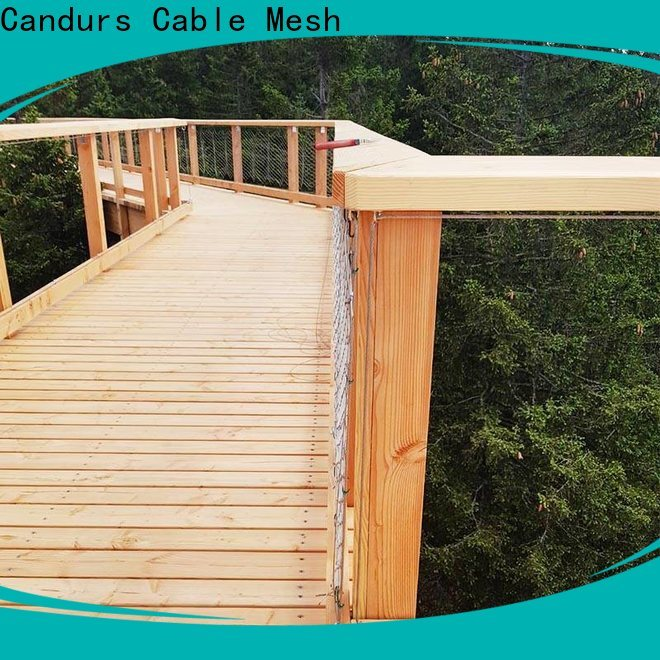 Candurs quality-assured balcony protection mesh wholesale bulk supply