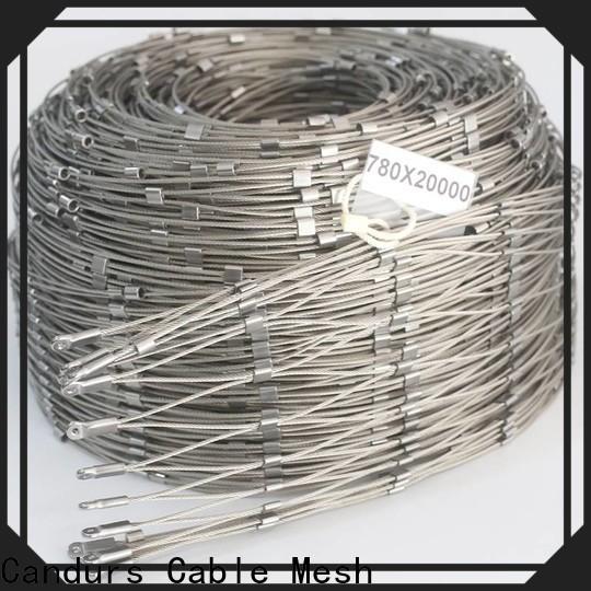 Candurs quality-assured stainless steel bird netting