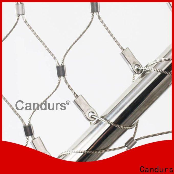 Candurs stainless steel aviary mesh wholesale bulk supply