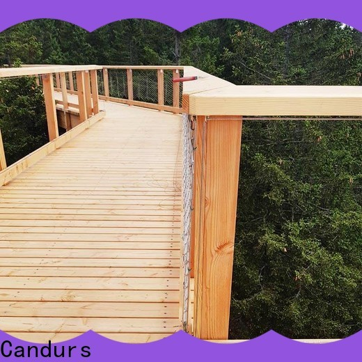 Candurs 2020 top-selling bridge safety net easy-installation bulk supply