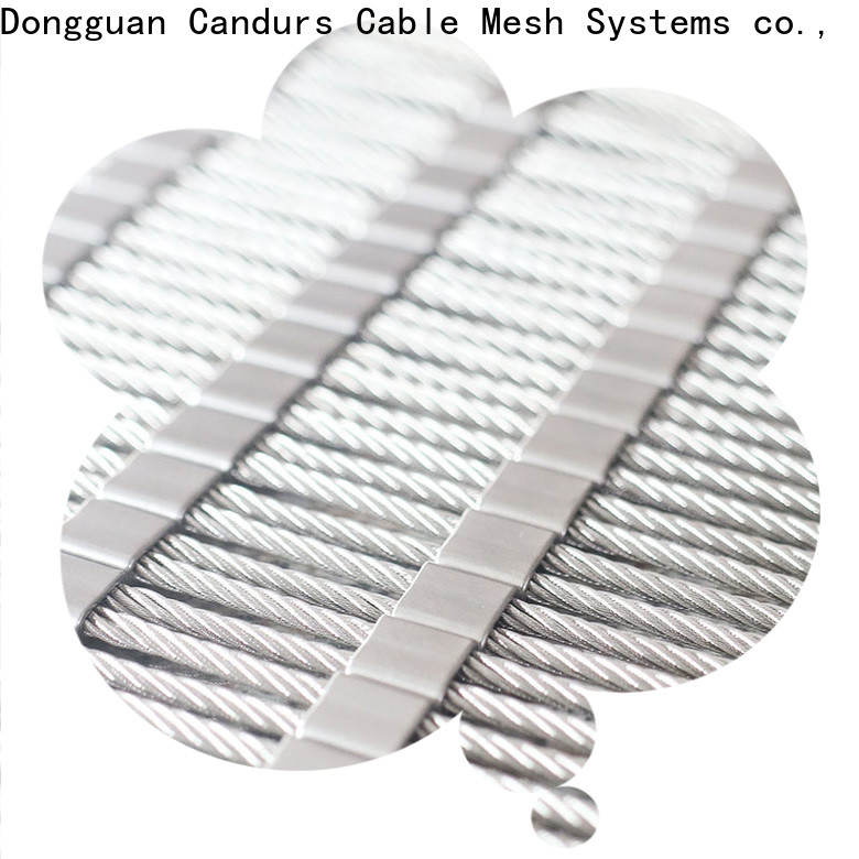 protective stainless steel aviary mesh factory direct