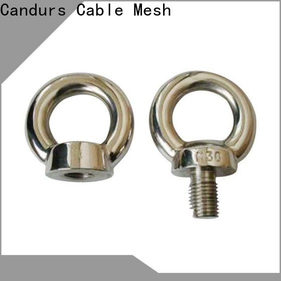 Candurs wire rope sling ferrule durable distributor