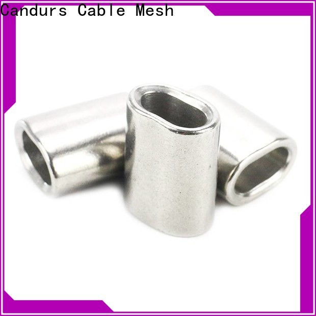 Candurs stainless steel wire terminals durable distributor